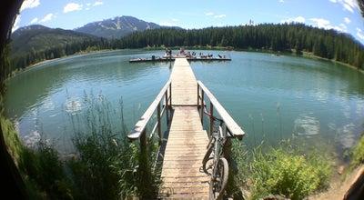 Photo of Lake Lost Lake at Lost Lake Trail, Whistler, BC, Canada