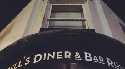 Photo of Mediterranean Restaurant Bell's Diner at 1-3 York Rd, Bristol BS6 5QB, United Kingdom