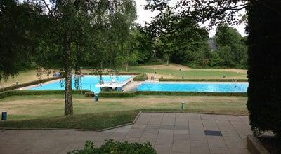 Photo of Pool Hallenfreibad Südbad at Brannenweg 10, Bochum, Germany