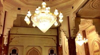 Photo of Mosque مسجد القصباء Al Qasba Mosque at Al Khan St, Sharjah, United Arab Emirates
