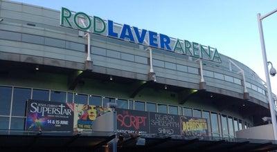 Photo of Stadium Rod Laver Arena at Batman Ave, Melbourne, VI 3000, Australia