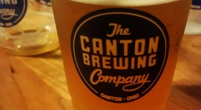 Photo of Brewery Canton Brewing Company at 120 3rd St. Nw, Canton, OH 44702, United States