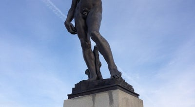 Photo of Outdoor Sculpture Statue of David at Delaware Ave, Buffalo, NY 14202, United States
