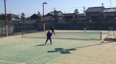 Photo of Tennis Court 祖父江の森 テニスコート at Japan