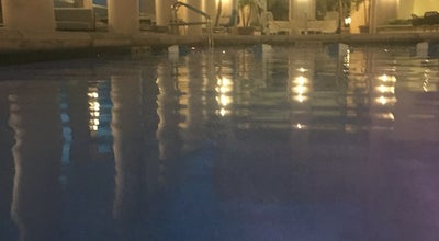 Photo of Pool Pool Deck At The Westin Colonnade at 180 Aragon Ave, Coral Gables, FL 33134, United States