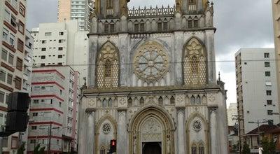 Photo of Church Basílica Menor Santo Antônio do Embaré at Av. Bartolomeu De Gusmão, 32, Santos 11045-400, Brazil
