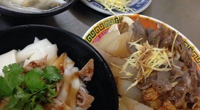 Photo of Food Truck 巷頭粿仔湯 at 中山區, Taiwan