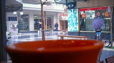Photo of Cafe Cova at Κολοκοτρώνη 27, Κόρινθος 201 00, Greece