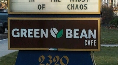 Photo of Coffee Shop Green Bean Café at 2320 Wyandotte St. W, Windsor, ON N9B 2K4, Canada