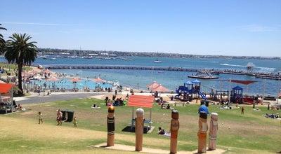 Photo of Beach Eastern Beach at Ritchie Blvd, Geelong, VI 3220, Australia