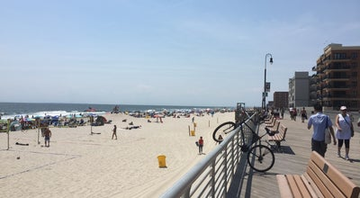 Photo of Beach Long Beach Boardwalk at Magnolia at United States