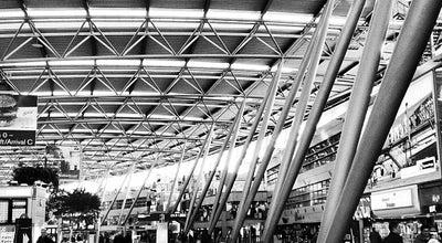Photo of Airport Düsseldorf Airport (DUS) at Flughafenstr. 120, Düsseldorf 40474, Germany