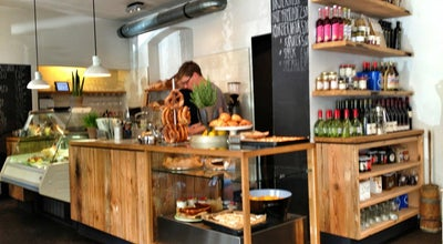 Photo of Breakfast Spot Engelberg at Oderberger Str. 21, Berlin 10435, Germany