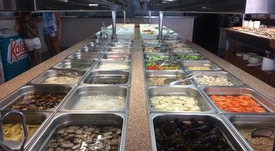 Photo of Asian Restaurant WOK Hai Tian at Av De La Diputación, 2-3, Calp 03710, Spain