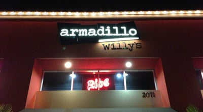 Photo of American Restaurant Armadillo Willy's at 2071 Camden Ave, San Jose, CA 95124, United States