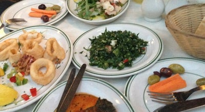 Photo of Greek Restaurant Lemonia at 89 Regent's Park Rd., London NW1 8UY, United Kingdom