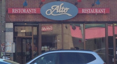 Photo of Fast Food Restaurant Alto at 3462 Avenue Du Parc, Montréal, QC H2X 2H5, Canada