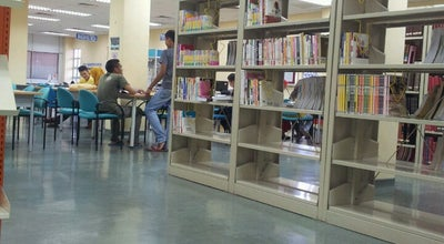 Photo of Library Perpustakaan awam Raub at Malaysia
