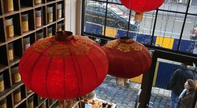 Photo of Tea Room Nong Cha at Rue Antoine Dansaertstraat 4, Brussels 1000, Belgium
