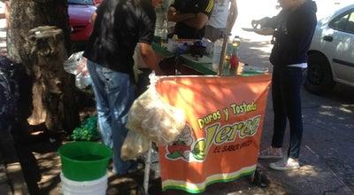 Photo of Food Truck Duros y Tostadas de Jerez at Por La F.c.a., Zacatecas, Mexico
