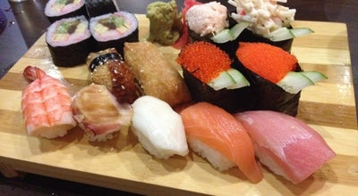 Photo of Sushi Restaurant Mr Sushi at Brighton Square, Kuching 93350, Malaysia