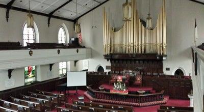 Photo of Church Monumental United Methodist Church at 450 Dinwiddie St, Portsmouth, VA 23704, United States
