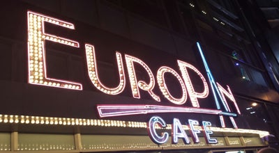 Photo of Cafe Europan at 672 8th Ave, New York, NY 10036, United States