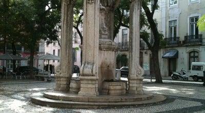Photo of Plaza Largo do Carmo at Lg. Do Carmo, Lisboa, Portugal