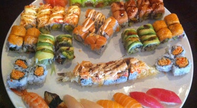 Photo of Sushi Restaurant Sushi X: All You Can Eat Sushi at 220 Captain Thomas Blvd, West Haven, CT 06516, United States