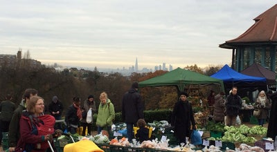 Photo of Farmers Market Horniman Farmers' Market at Horniman Museum And Garden, Forest Hill, United Kingdom