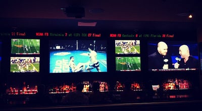 Photo of Bar Stadium Grill at 222 W 44th St (at Bowlmor Lanes), New York, NY 10036, United States