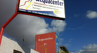 Photo of Pool Aquacenter at Rua Raul Paranhos, Caruaru, Brazil
