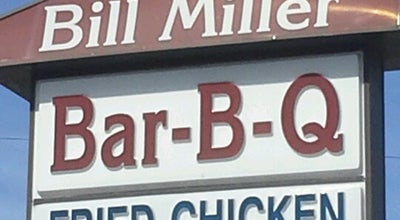 Photo of BBQ Joint Bill Miller BBQ at 3942 Us-77 N, Corpus Christi, TX 78410, United States