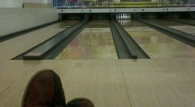 Photo of Bowling Alley Boliche AABB at Brazil