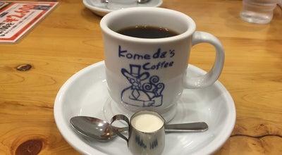 Photo of Cafe コメダ珈琲店 岐阜駅前店 at 橋本町3-30, 岐阜市 500-8856, Japan