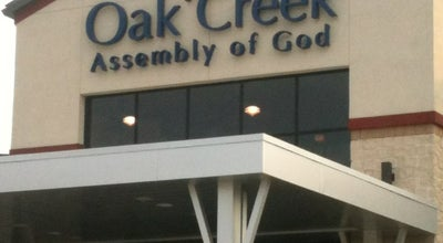 Photo of Church Oak Creek Assembly Of God at 7311 S 13th St, Oak Creek, WI 53154, United States