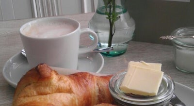 Photo of Cafe Frøken Wildhagen at Beckergrube 90, Lübeck 23552, Germany
