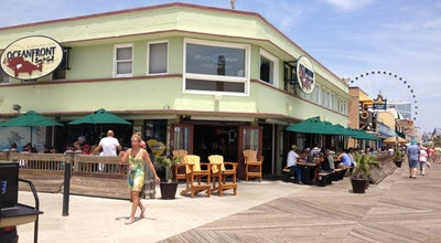 Photo of American Restaurant Oceanfront Bar & Grill at 100 9th Ave N, Myrtle Beach, SC 29577, United States