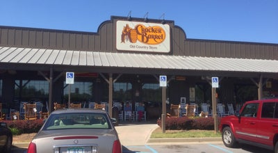 Photo of American Restaurant Cracker Barrel Old Country Store at 591 Hwy 183 I-85 & Highway 153, Piedmont, SC 29673, United States