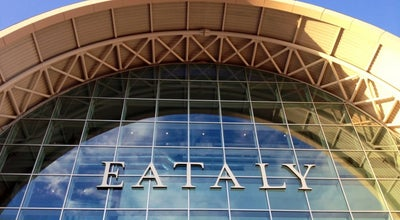 Photo of Gourmet Shop Eataly at Piazzale Xii Ottobre, 1492, Roma 00154, Italy