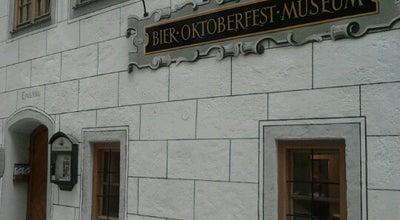 Photo of History Museum Bier- und Oktoberfestmuseum at Sterneckerstr. 2, München 80331, Germany