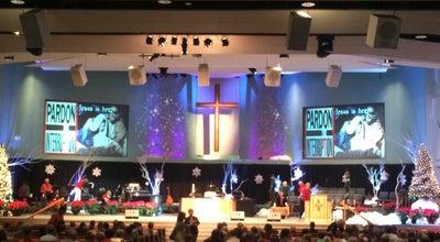 Photo of Church Palm Harbor United Methodist Church at 1551 Belcher Rd, Palm Harbor, FL 34683, United States