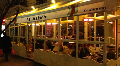 Photo of Bistro La Maison at 28 Place Saint-ferdinand, Paris 75017, France