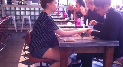 Photo of Nail Salon Cheeky Parlour at 1st, Shoreditch E2 7DP, United Kingdom
