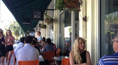 Photo of Other Venue Icebox Cafe at 1657 Michigan Ave, Miami Beach, FL 33139