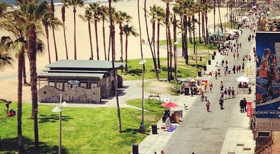 Photo of Beach Venice Beach at Venice Beach, Venice, CA 90291, United States
