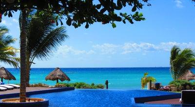 Photo of Resort Le Rêve Hotel & Spa at Playa Xcalacoco, Playa Del Carmen, Mexico