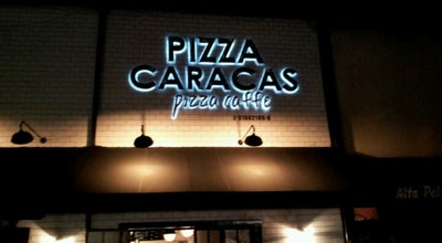 Photo of Pizza Place Pizza Caracas. Pizza-Caffe at Av. Mohedano La Castellana, Caracas 1060, Venezuela