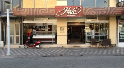 Photo of Dessert Shop Hale Pastanesi at Tahir Ün Caddesi, Akhisar MANİSA 45200, Turkey