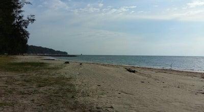 Photo of Beach Pancur Hitam Beach at Labuan, Malaysia